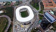 Beşiktaş Evine Dönüyor: Vodafone Arena 11 Nisan'da Açılıyor