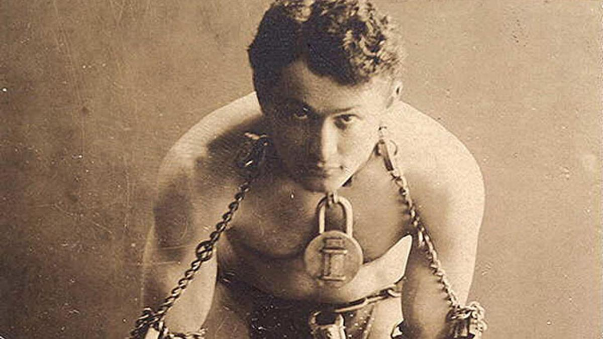 an analysis of houdini the career of ehrich weiss by kenneth silverman Houdini the career of ehrich weiss american self-liberator, europe's eclipsing sensation, world's handcuff king & prison breaker-nothing on earth can hold houdini a prisoner.