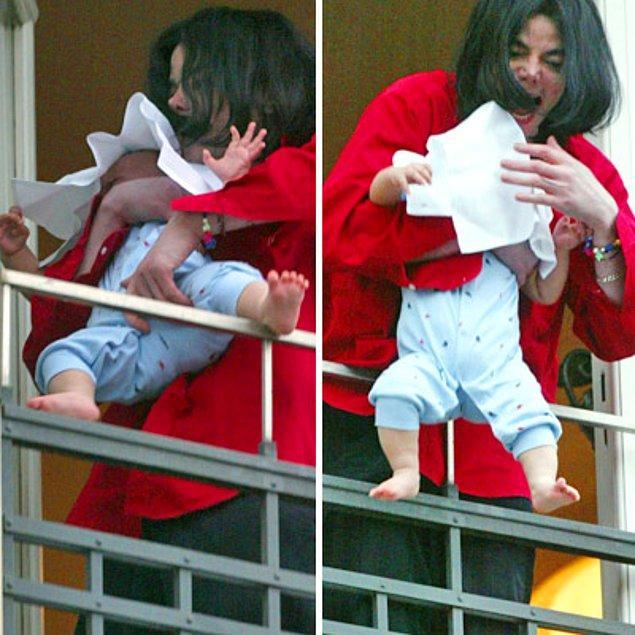 Basın yine rahat durmadı ve bu sefer de Michael Jackson'ın küçük çocuğunun biyolojik babasının Culkin olduğu iddia edildi!