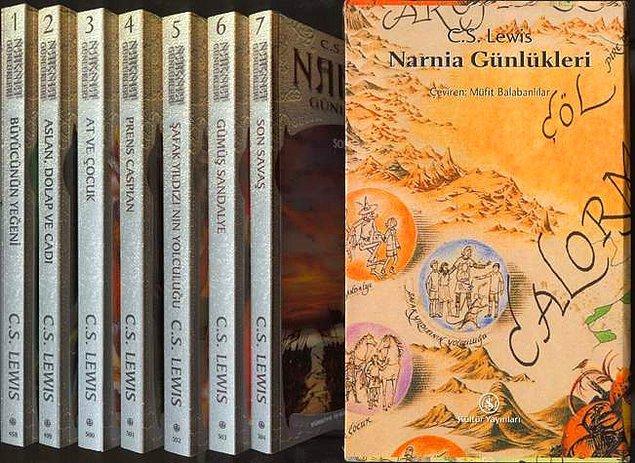 11. Narnia Günlükleri