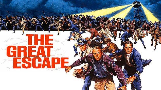 3. The Great Escape (1963) - Büyük Kaçış