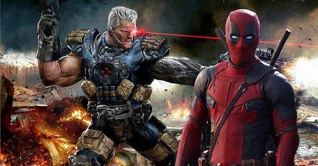 20. İkinci filmin müjdesini de vererek Cable'a karşı mücadele edeceğini söyledi.