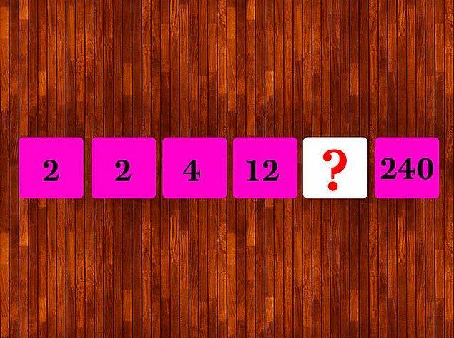 6. Kaç gelmeli?