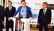 """Fikret Orman: """"Biz, Beşiktaş'ı Değerli Bir Takım Haline Getirdik"""""""