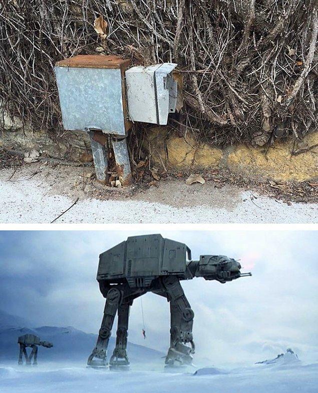 15. Düşük bütçeli Star Wars 😁