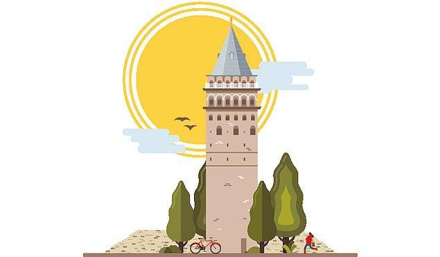 1. Galata Kulesi