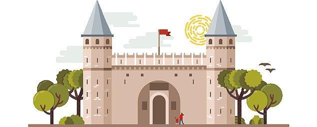 5. Topkapı Sarayı