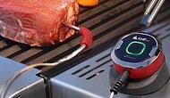 Bu Et Termometresi Yemeğiniz Piştiğinizde Telefonunuza Haber Gönderiyor