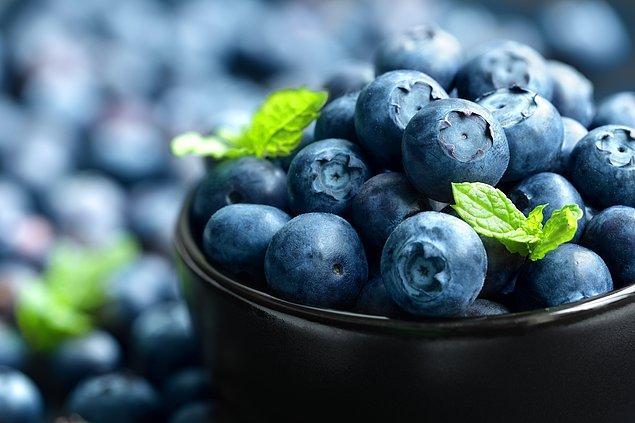 13. Yaban Mersini (Blueberry)
