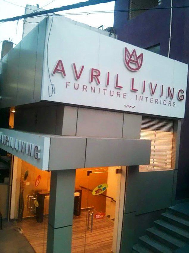 12. Avril Living Mobilyacılık
