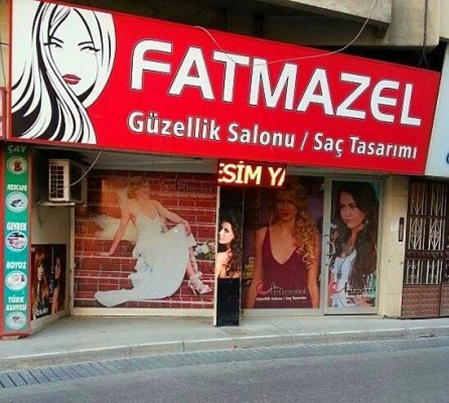 13. Fatmazel Güzellik Salonu
