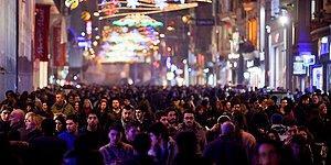 Türkiye'de 'Dinin Yasalarda Etkisi Olmasın' Diyenlerin Oranı Yüzde 36