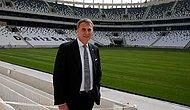 """Fikret Orman: """"Vodafone Arena'da Şampiyonluğu Hep Birlikte Kutlayacağız"""""""