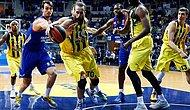 Fenerbahçe Kazandı, Anadolu Efes Avrupa'ya Havlu Attı
