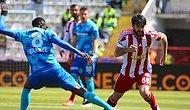 Spor Toto Süper Lig'de Günün Toplu Sonuçları