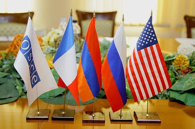 Minsk Grubu toplanıyor