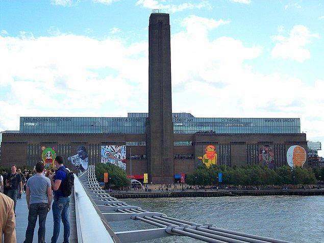7. Londra Tate Modern