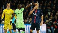 PSG 2-2 Manchester City