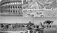 Dünyanın En Eski Uygarlıklarına Ev Sahipliği Yaparak Günümüze Sağlam Ulaşmış 12 Kalıntı