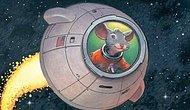 'Mousetronot'lar uzay yolunda
