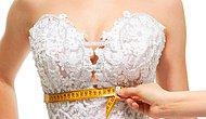 Gelin adayları düğün öncesi kilolara dikkat!