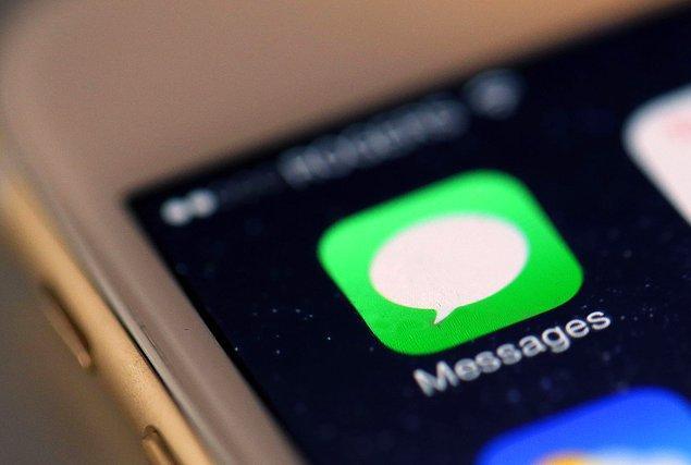 4- Apple Mesajlar ve FaceTime