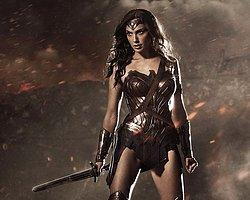 Emsalsiz: Wonder Woman!