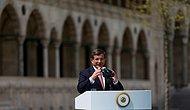 Davutoğlu: 'Bundan Sonra İstanbul'a Hançer Gibi Saplanan Hiçbir Eser Yapılmayacak'