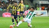 Şampiyonluk Yarışındaki Fenerbahçe'ye Konyaspor'dan Kocaman Darbe