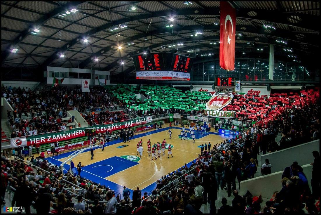 Arena'lara İnat Karşıyaka Spor Salonunun Adı Mustafa Kemal Atatürk' Oldu 2