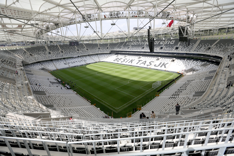 Vodafone Arena Nın A 231 ılışı Yapıldı Onedio Com