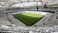 Vodafone Arena'nın Açılışı Yapıldı!