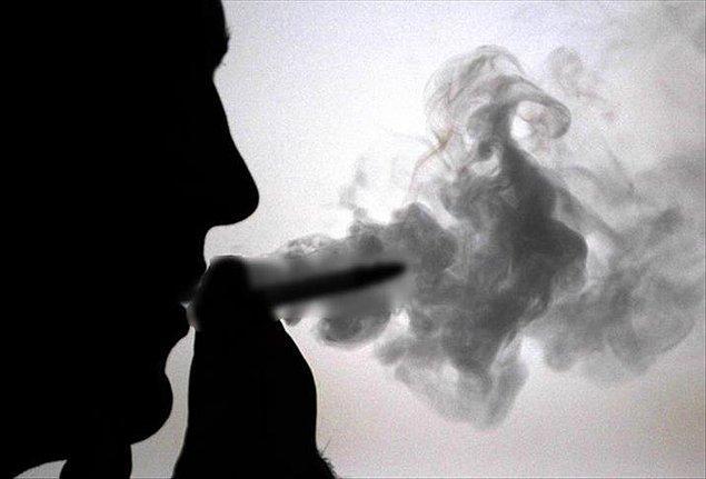 Erkeklerde sigara içme oranı yüzde 39'dan yüzde 42'ye ulaştı
