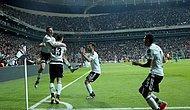 Kartal Vodafone Arena'da Siftah Yaptı: Beşiktaş 3-2 Bursaspor