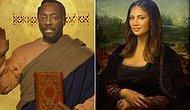 """Will.i.am ve Nicole Scherzinger'dan Müzede Geçen Harika """"Mona Lisa Smile"""" Klibi"""