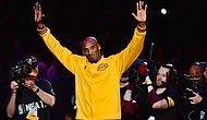Ve Black Mamba 'Elveda' Dedi: Kobe Bryant 60 Sayıyla Veda Etti