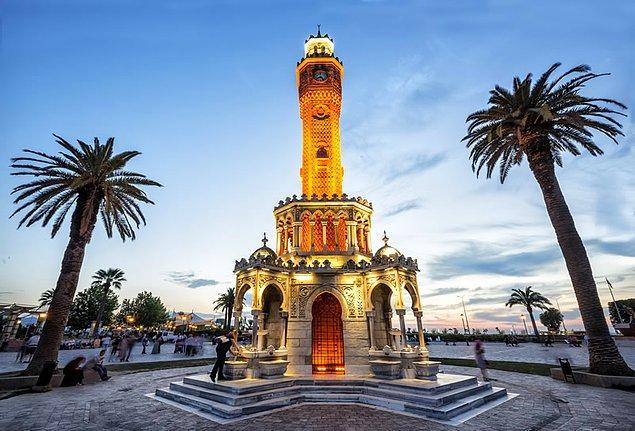 Sen İzmir'e aitsin!