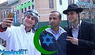 Müslüman ve Yahudi İki Kişiyi Birlikte Gören İnsanların Tepkileri