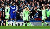 Manchester City, Deplasmanda Chelsea'yi Dağıttı