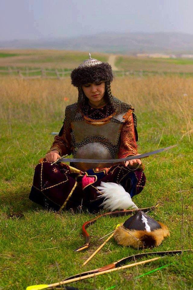 3. Türk kadını
