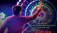 Bollywood'un Kralının Beklenen Filmi Sonunda Vizyona Girdi : FAN