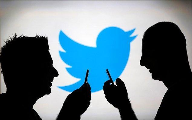 Twitter'dan tepkiler