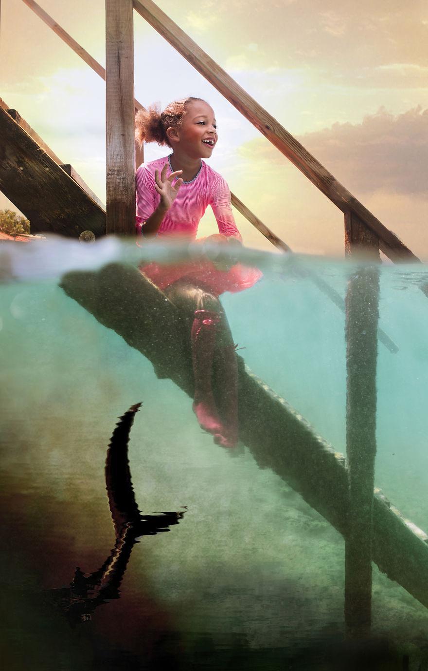 Çocukların Peri Masallarından Fırladığını Düşündürtecek 15 Su Altı Fotoğrafı 59