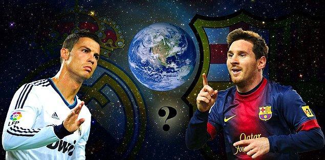 4. Messiciler - Ronaldocular