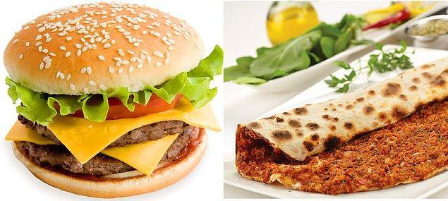 14. Hamburgerciler - Lahmacuncular