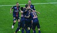 PSG, Fransa Lig Kupası'nın Sahibi Oldu