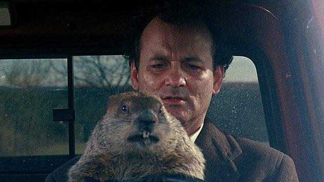 5. Bugün Aslında Dündü / Groundhog Day (1993)