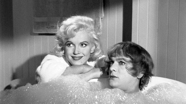 3. Bazıları Sıcak Sever / Some Like It Hot (1959)