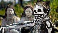 Dünyanın Dört Bir Yanından Yerel Makyaj Kültürlerini Bizlere Gösteren 27 Çarpıcı Fotoğraf