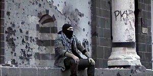 Sur'daki Klibi Güvenlik Görevlisi Çekmiş